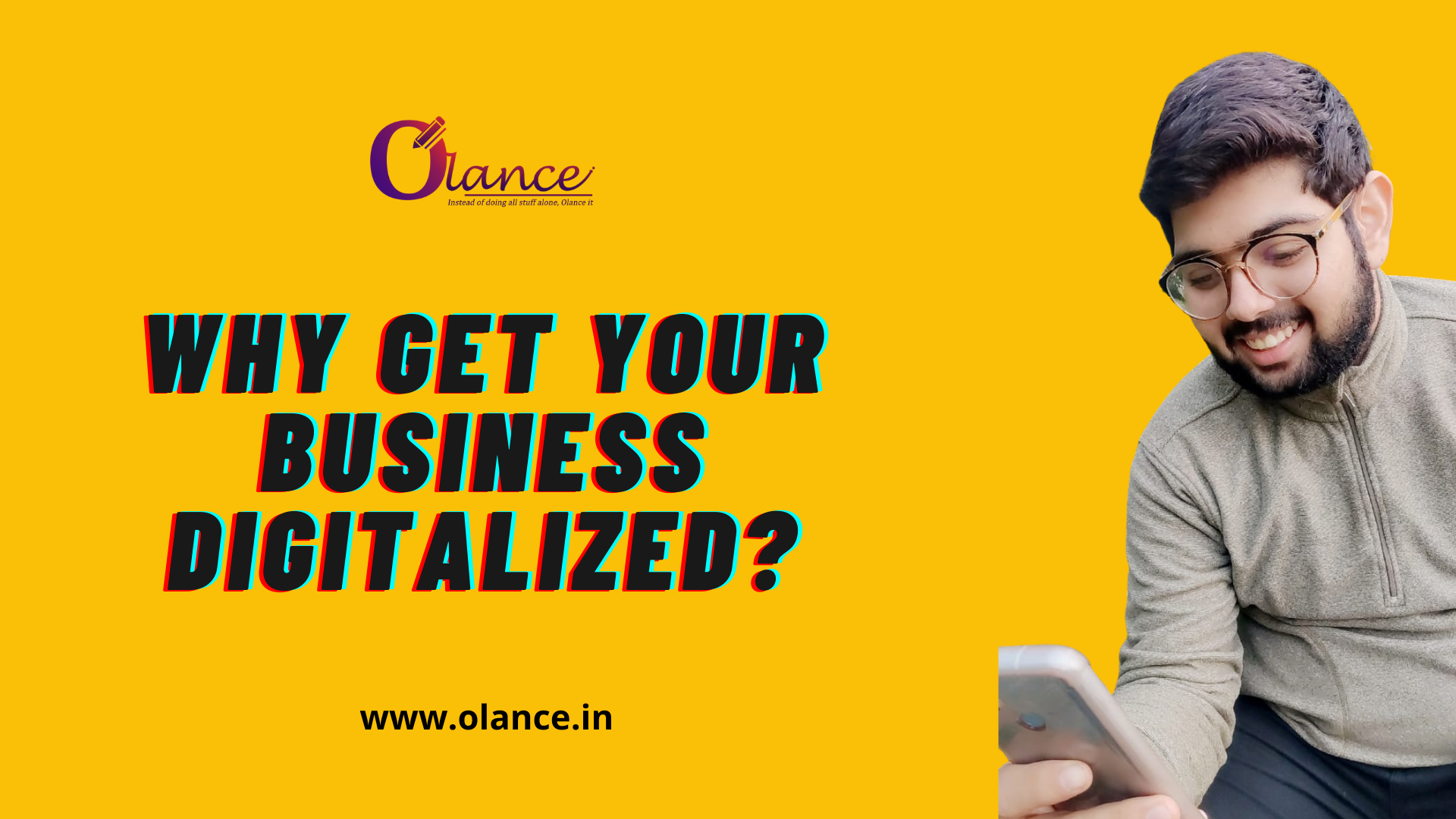 why get your business digitalized
